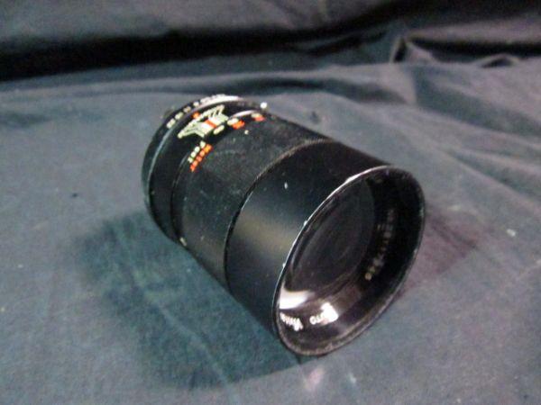 Vivitar 128 Lens Auto 135mm Telephoto