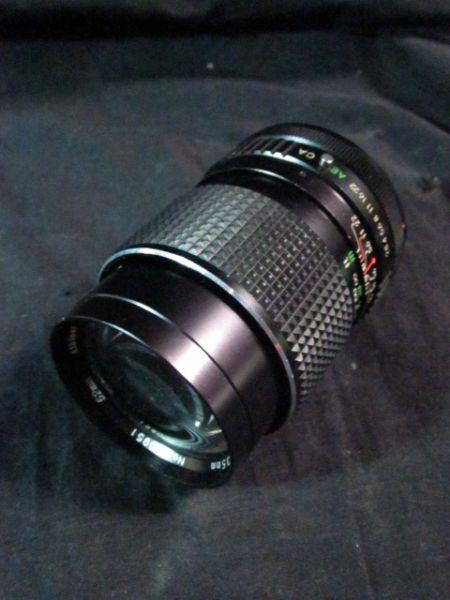 Albinar 128 Lens Coated Optics f135mm 52mm