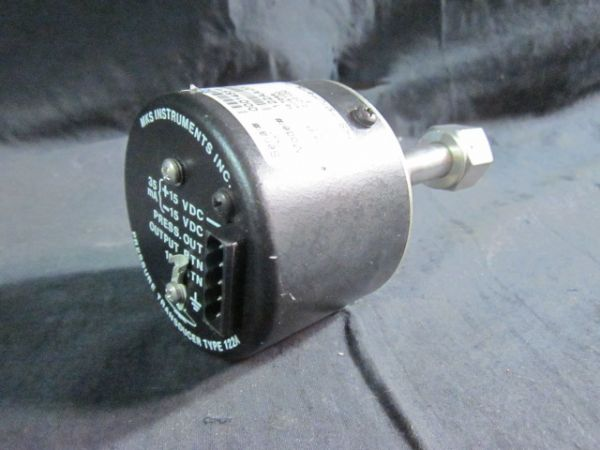 Baratron 122AA-00010BB Transducer Pressure Type 122A Range 10 Torr Input