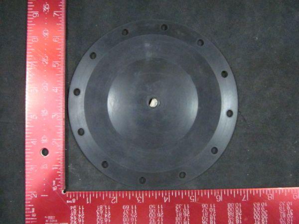 ITT ENGINEERED VALVES 21115-2 DIAPHRAGMA FOR 3212 ACTUATOR PN 21115