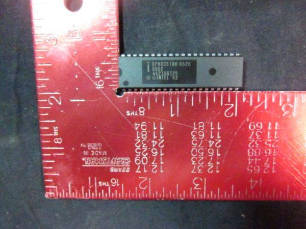 INTEL 80C51 ICS IC  Microcontroller QP80C51BH 6528 8552 442186129