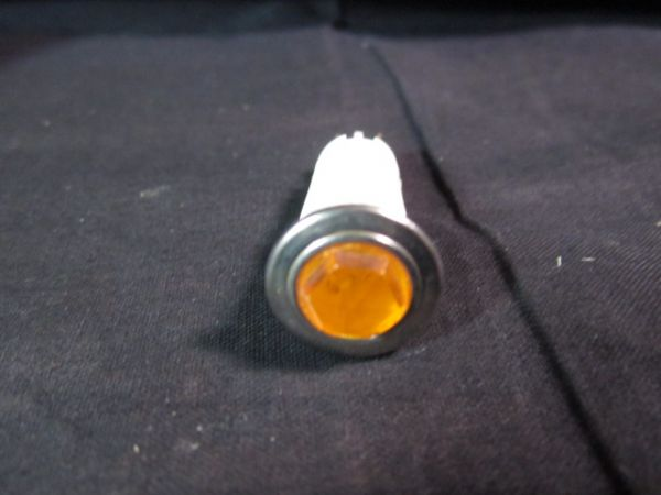 CAT 830100008 LAMP INDICATOR AMBER FOR CHILLERS