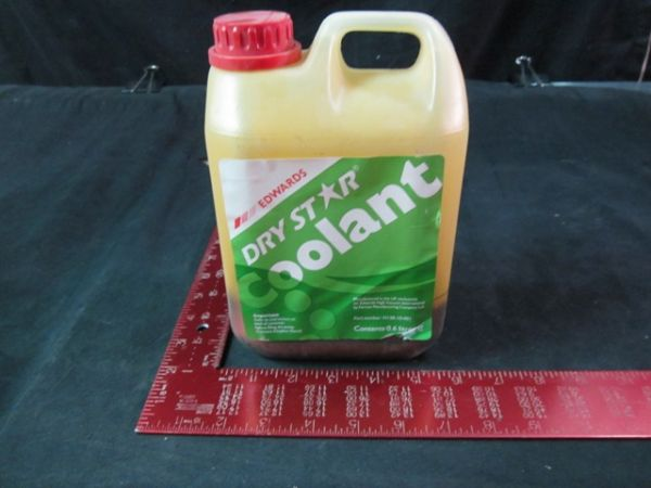 EDWARDS H128-10-001 Dry Star Coolant- Volume Shown in PIC