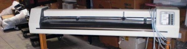 IOLINE LP4000 Servo Plotter Peb Plotter Large Format stand not included