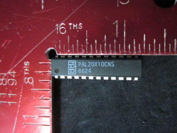 MMI PAL20X10CNS 24-PIN TTL Programmable Array Logic