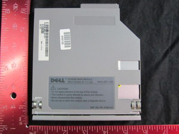 DELL W7506 24XDSERIES CDRM DRIVE