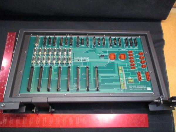 Applied Materials (AMAT) 0240-00649   KIT, EXP I/O DIST COMP