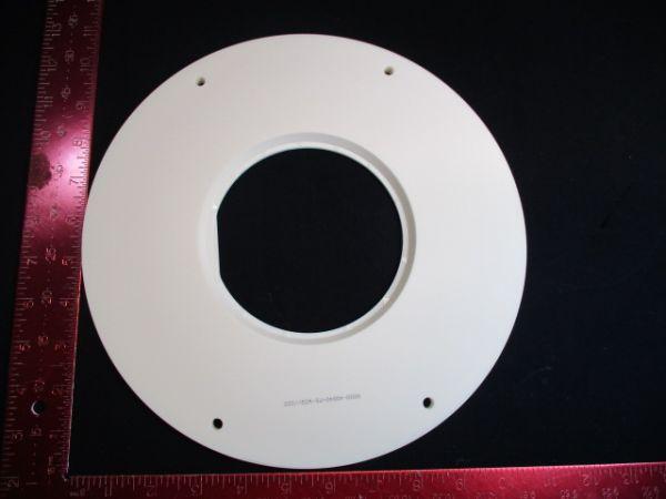 Applied Materials (AMAT) 0200-40040 WEST COAST QUARTZ  CLAMP RING, 125mm
