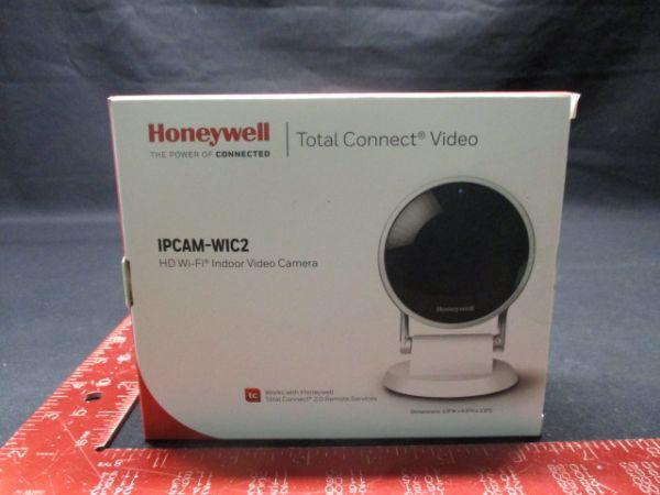 Honeywell IPCAM-WIC2 HD WI-FI INDOOR VIDEO C A M E R A