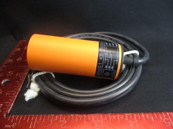 IFM ELECTRONIC KB5001 CAPACITIVE SENSOR