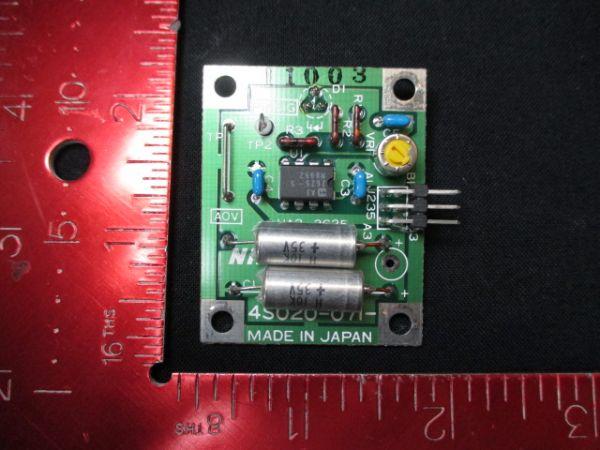 NIKON KBA01800-AE04   PCB, PKSIG 4S020-071