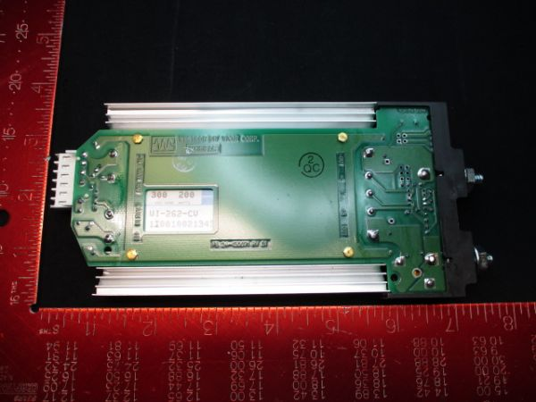 WESTCOR M15V-10AFL CART VISOR PW SUPPLY VALVE V8-6