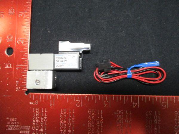 KURODA PCS241B-NB-D24 SOLENOID VALVEPCS241B-NB-D24