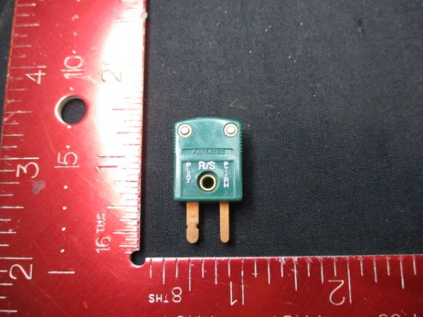 OMEGA ENGINEERING SMP-W-R-S-L CONNECTOR, MALE THERMOCOUPLE R