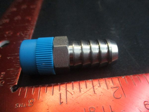 Swagelok SS-8-HC-1-6D7 STAINLESS STEEL CONNECTOR 3/8 IN MALE NPT, 1/2