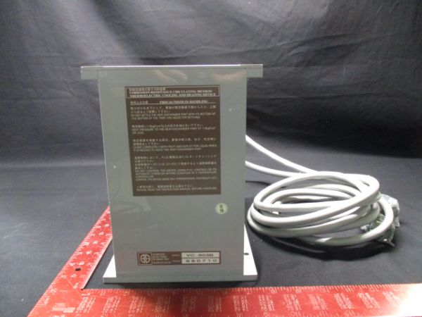 YAMATO ELECTRIC WORKS INC VC-803B THERMOELECTRIC HEATING AND COOLING DEVICE