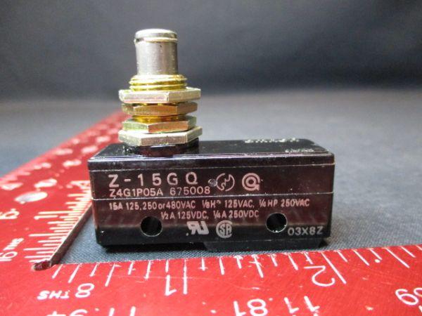 Omron Z-15GQ SWITCH, 250 VAC