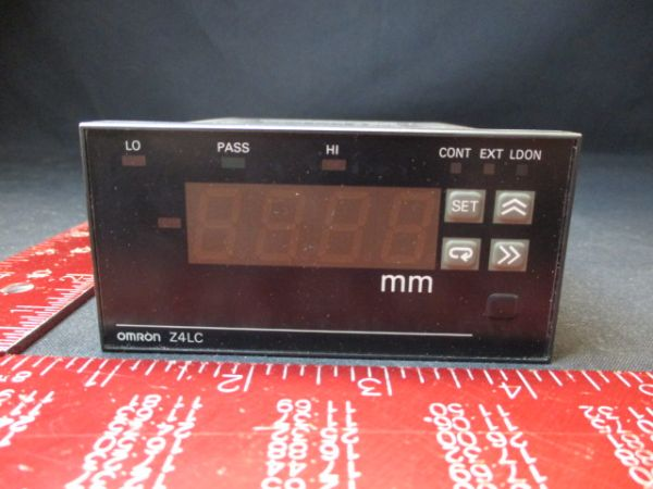 Omron Z4LC-CD Collimate Beam Sensor