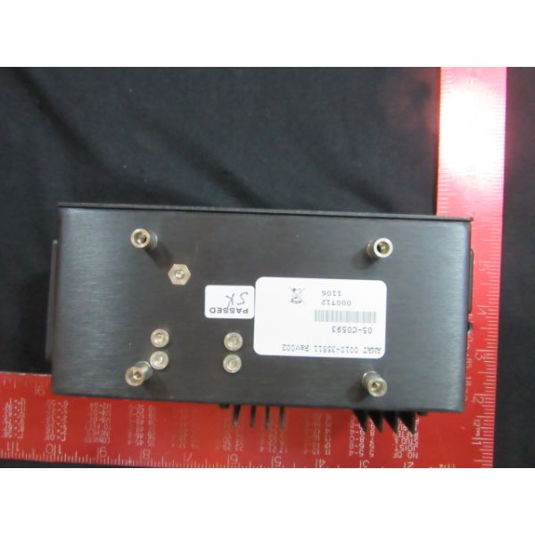 Applied Materials (AMAT) 0010-35511   New