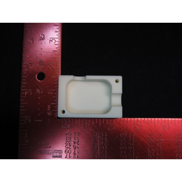 Applied Materials (AMAT) 0020-25895   INSULATOR LAMP COVER RIGHT
