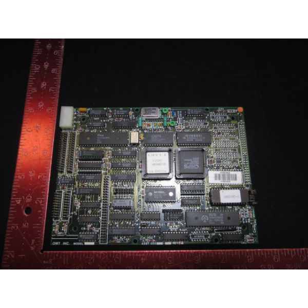 Applied Materials (AMAT) 0100-09001 OMT INC 0006010 DISK CONTROLLER, PCB