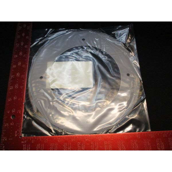 Applied Materials (AMAT) 0200-09062 WEST COAST QUARTZ  RING COVER 150MM SPUTTER