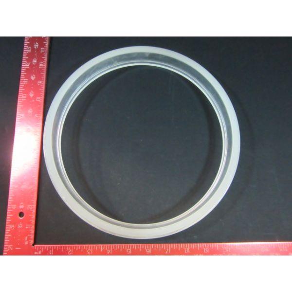 Applied Materials (AMAT) 0200-10073   INSULATOR, QUARTZ, 200mm, SIMPLE CATHODE