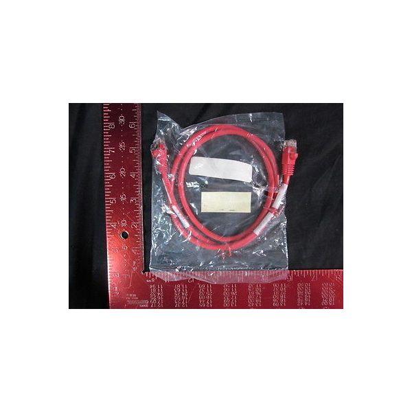 SR Components 6102-0056-01 3ft Red CAT5e Patch Cable PKG 5