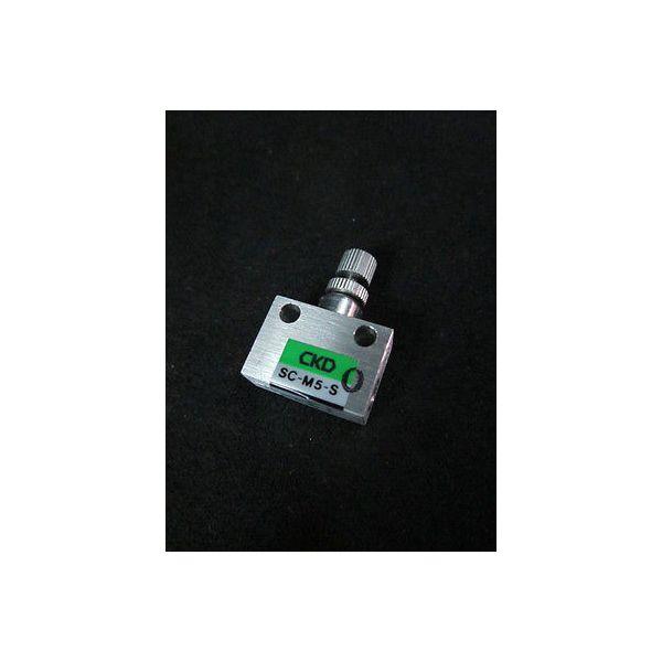 CKD SC-M5-S Speed control Valve--not in original packaging
