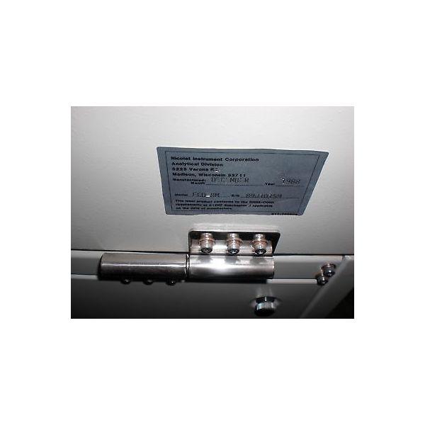 NICOLET ECO-8M FT-IR Spectrometer ECO-8M-Metrology