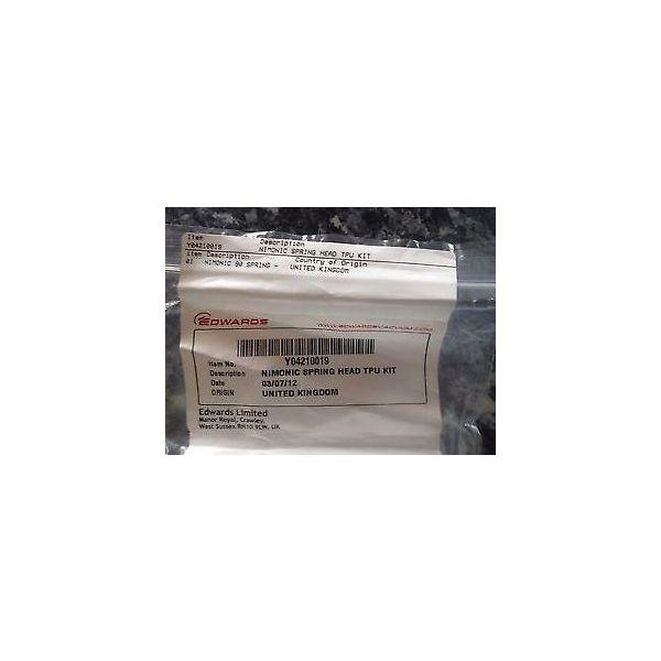 EDWARDS Y04210019 Nimonic Spring Head TPU Kit***3 Pack***