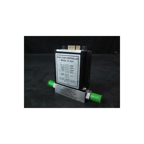 Tylan FC-260 Mass Flow Controller, Range: 3 SLM, Gas: N2
