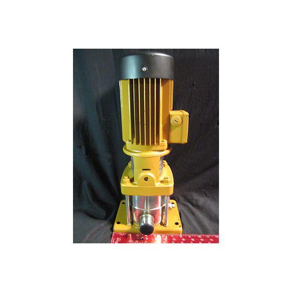 HITACHI CRN2-40 BOOSTER PUMP SS; CRN2-40 A-P-G-BUBE, GRUNDFOS 80A2-19F100-B
