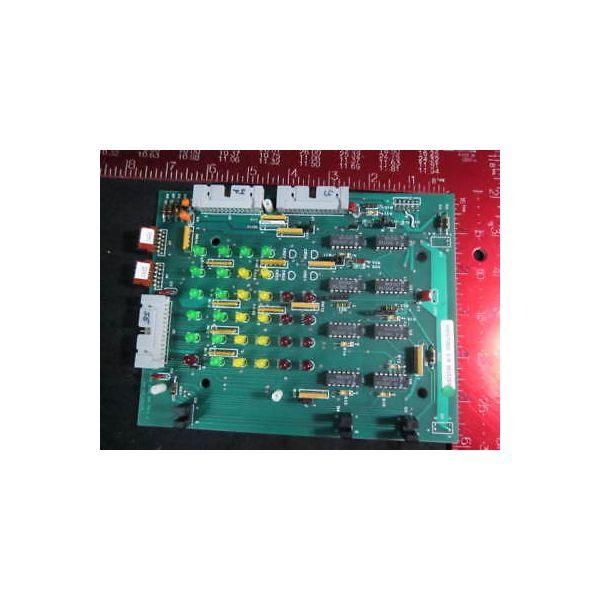 BROOKS INSTRUMENT BM05750RB PCB, SENSOR ENCODER INTERFACE