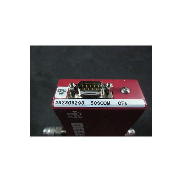Stec SEC-7330M Mass Flow Controller, Range: 50 SCCM, Gas: CF4, Valve: C