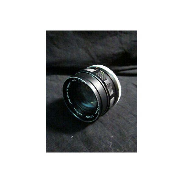 MINOLTA 117 Lens f55mm MC ROKKOR-PF