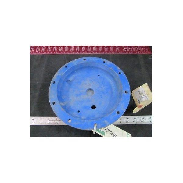 CENTURY INST 501083220 DIAPHRAGM UPPER CASE ITEM #10 FOR 2-C CE