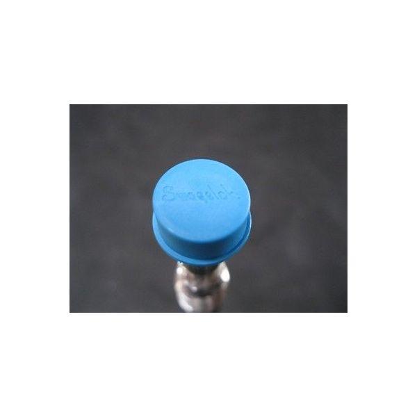 AMAT 0040-39558 GASLINE INSERT, SHORT CHBR FEED THRU HT
