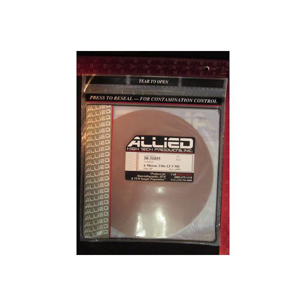 ALLIED HIGH TECH 50-31055 6 MICRON I DIA LF 3 MIL (PACK OF 5)