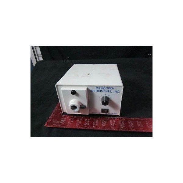 MICRO-TECH INSTRUMENTS, INC EKE Microscope Light Source / Illuminator, Input: 11