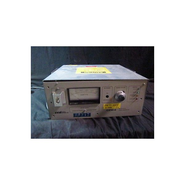 eni OEM-6 Power Supply, Solid State, Generator Parts Only