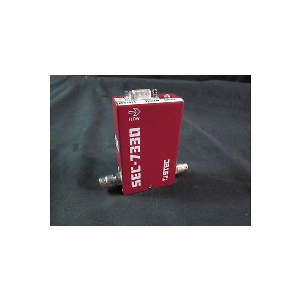 Stec SEC-7330M Mass Flow Controller, Range: 30 SCCM, Gas: CH2F2, Valve: C
