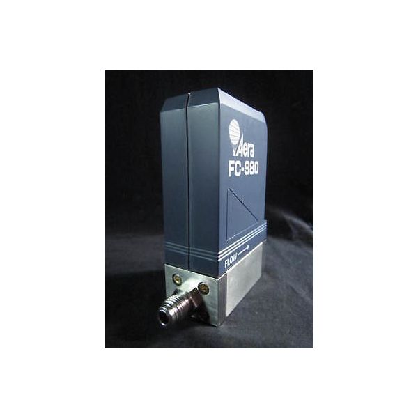 AERA FC-980 MASS FLOW CONTROLLER, GAS H2, RANGE 1SLM