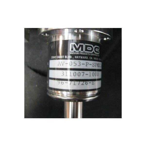 MDC AV-053-P-SPECIAL VALVE
