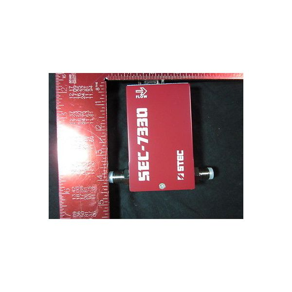 STEC SEC-7330MC-UC-200SCCM-CL2 Mass Flow Controller; Gas: Cl2, Flow Rate: 200SCC