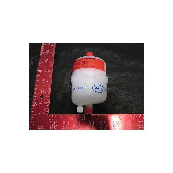 PALL DFA4001J045 Filter Capsule HDC4.5 MIC, Working Pressure at Ambient, Liquids
