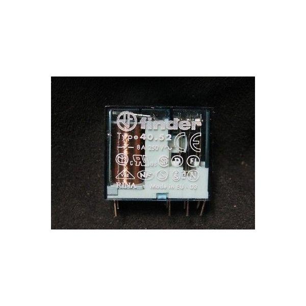 FSI International-Yieldup 233272-001 24VDC Relay