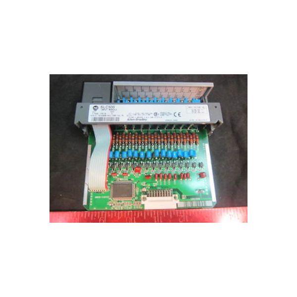 AB 1746-IN16 SLC500 INPUT MODULE, 24VAC/DC