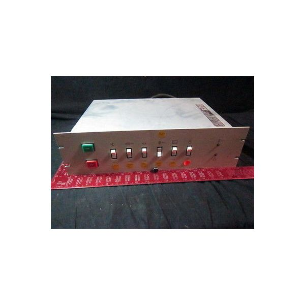 Applied Research Laboratory 138780-136 Controller Power Distribution