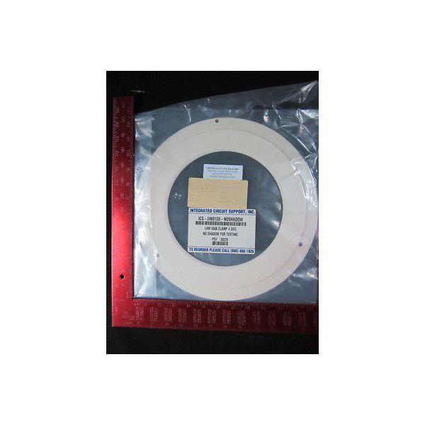 INTEGRATED CIRCUIT SUPPORT INC ICS-2468120-NOSHADOW LAM 4500 Clamp 4DEG No Shado